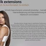 HAARVERLÄNGERUNG HAIR-TALK